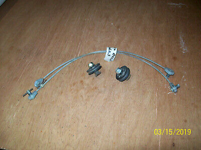 TROY BILT BRONCO Spindal Front Axle Driver Side Riding Lawn