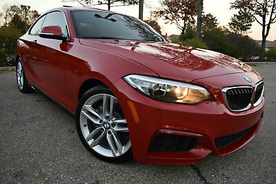 2016 BMW Other Base Coupe 2-Door 2016 BMW 228i with M Sport Package LOW (4,000) MILES, READ FULL DESCRIPTION