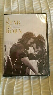 A Star Is Born 2018  (DVD) Brand New!!!