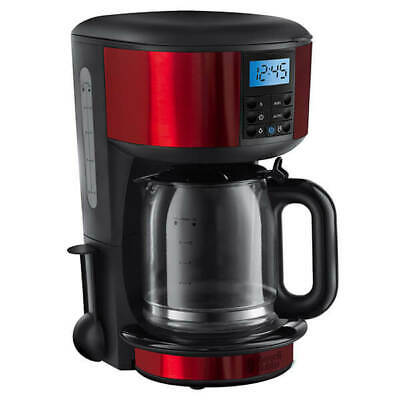 Russell Hobbs Legacy Filter Coffee Maker Red