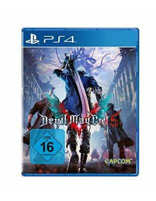 PS4 Devil May Cry 5 Deluxe Edition Neu