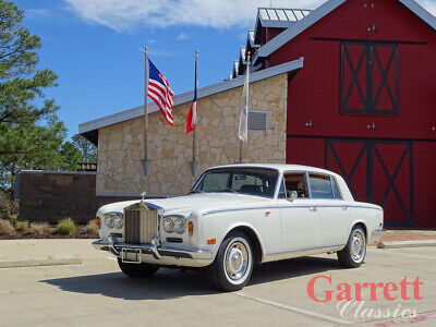 1971 Rolls-Royce Silver Shadow  1971 Rolls Royce Silver Shadow