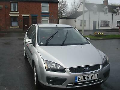 Ford Focus 1.6 2006.5MY Zetec Climate