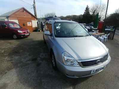 Kia Sedona 2 Automatic 2.2 CRD Wheelchair Access with Remote Tailgate & Ramp