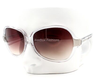 Clear~ 64mm Peoples Sunglasses Oliver Leyla ~ Japan Oversized Crystal Cry qUVpzSM