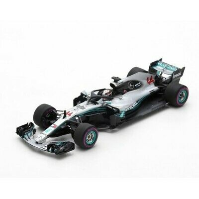 Mercedes AMG F1 W09 EQ Power+ F1 2018 Lewis Hamilton Winner Azerbaijan Gp 1:43