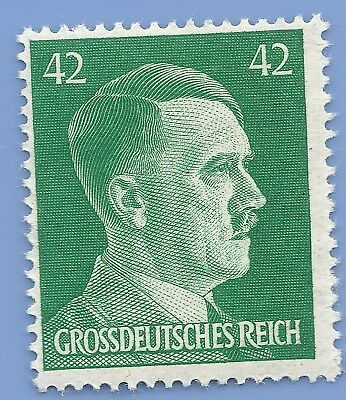 Nazi Germany Third Reich Nazi 1941 Adolf Hitler 42 stamp MNH WW2 ERA