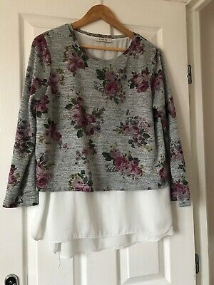 Oasis Top Jumper L Large