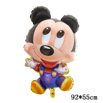Mickey Minnie Balloons Mouse Airwalker Balloons for Kids Birthday Party