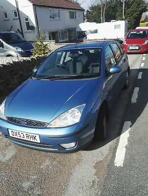 Ford Focus 1.8 tddi spares or repair