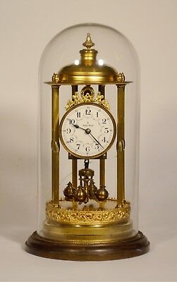 Antique GUSTAV BECKER 400 day anniversary clock – extremely rare, 90+ years old