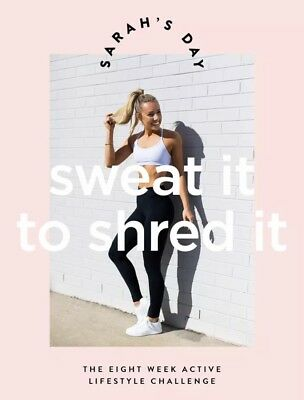 sarah's day ✨ sweat it to shred it ✨ p.d.f | instant delivery