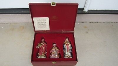 The Vatican Library Collection Nativity Set- Three Kings