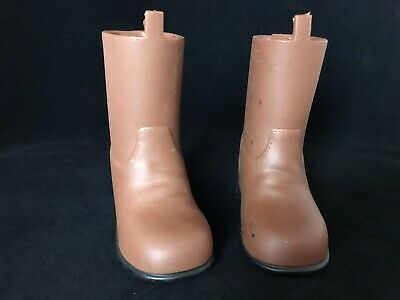 """American Girl Doll My Life BATTAT Brown Lace Up Boots 18"""" Our Generation NEW"""