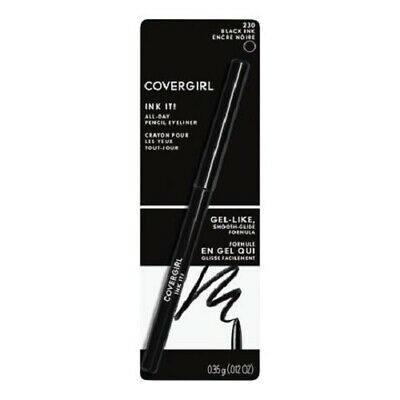 (1) Covergirl Ink It All Day Pencil Eyeliner You Choose
