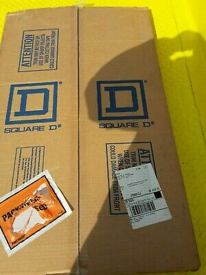 NEW Square D MHC35S - NQOD Surface Mount Panelboard Cover