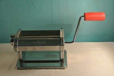 Sculpey Clay Conditioning Machine Silver Metal Oven Bake Clays Home School Used
