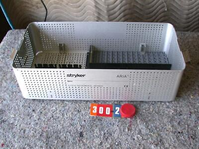 Stryker Aria spine Access Instrument Sterilization container tray 48759020 only