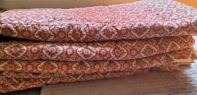 Vintage Eiderdown Topper Throw, in great condition no marks or tears. Quilt