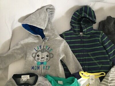 Baby Boy Clothes - All Size 000. Excellent Used Condition!