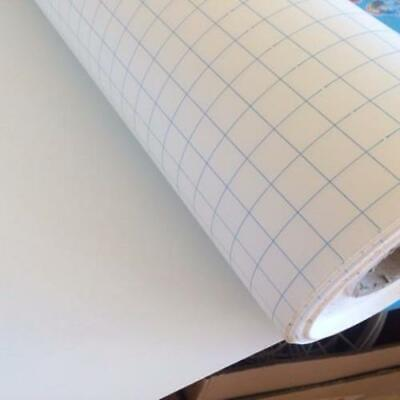 Adhesive Pressure Sensitive Styrene - Lampshade Paper (by the metre) - 70cm wide
