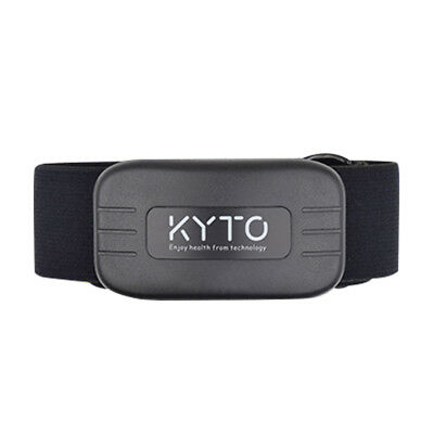 KYTO Heart Rate Monitor Chest Strap Bluetooth 4.0 ANT Fitness Sensor Compat X6B3