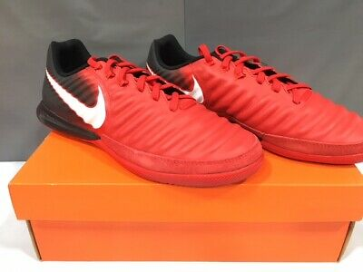 8cd4f3be8f67 Nike Men's TiempoX Finale IC Soccer Shoes University Red/Black/White Sz