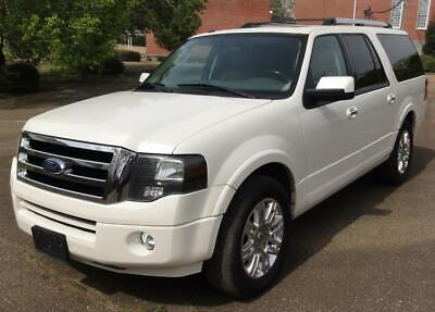 2011 Ford Expedition EL Limited Navigation Moonroof Backup Cam HEATED/COOLED SEATS Pwr Running Boards REAR CONTROLS Power Fold 3rdrow LOADED UP