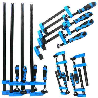 F Clamps Bar Clamp Maxi Quick Grip Slide Wood Fast Clamp