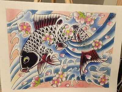 mike rollo banks malone KOI SHEET , Nice Looking Copy