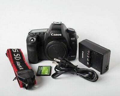 CLEAN - Canon EOS 5D Mark II MKII 21.1MP [Body Only + Extras]