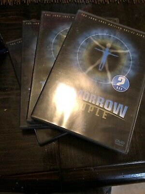 The Tomorrow People Set 2 - BRAND NEW AND SEALED 4 DVD SET - FREE SHIPPING