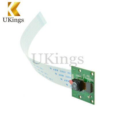 OV5647 5MP Camera Module OV5647 Webcam for Raspberry Pi A/B+/2 Model B W/ Cable