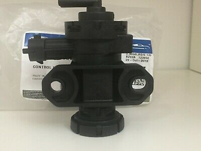 Holden Rodeo EGR Vacuum Valve RA Series from 2003 - 2007 with 4JH1TC 4Cyl 3.0L