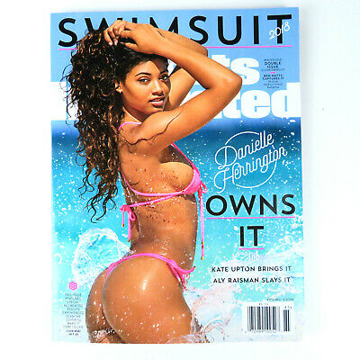 Sports Illustrated 2018 Swimsuit Newsstand Edition - Danielle Herrington SI