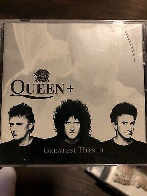 Greatest Hits III by Queen (CD, Nov-1999, Hollywood)....17-tracks