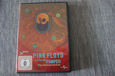 Pink Floyd / Live at Pompell 2003 The Director´s Cut /  Musik DVD