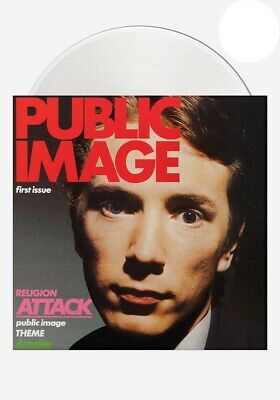 Public Image Ltd  ‎– First Issue // Vinyl LP limited to 300 on Clear