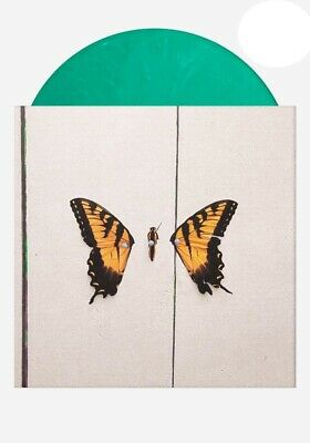 Paramore  ‎– Brand New Eyes // Vinyl LP limited to 1200 on Green Smoke
