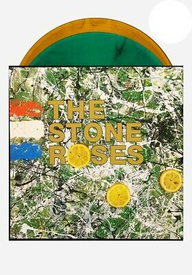 The Stone Roses - The Stone Roses // 2xLP Vinyl ltd to 500 on Green & Gold With