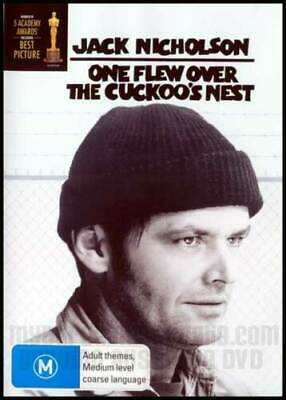 One Flew Over The Cuckoo's Nest ( DVD )