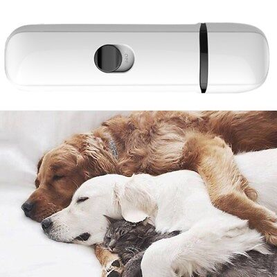 Electric Dog Cat Pet Claw Nail Trimmer Tool Animal Care Grooming Grinder Clipper