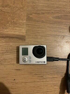 GoPro Hero 3 Black Edition Used But Mint