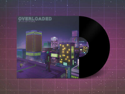 From Fiction - Overloaded // Vinyl LP limited to 100 vaporwave