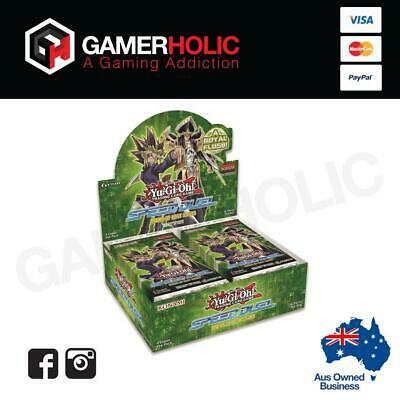 Yugioh Arena of Lost Souls Booster Display TCG Game Brand New