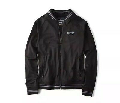 008469111 NWT AMERICAN EAGLE Outfitters APRES ACTIVE TRACK JACKET and AEO FLEX ...