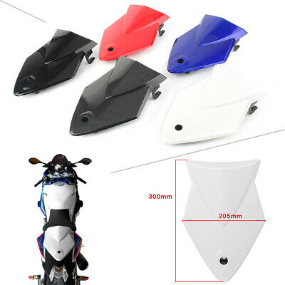 Rear Pillion Passenger Cowl Seat Back Cover For BMW S1000RR 2009-2014 halo