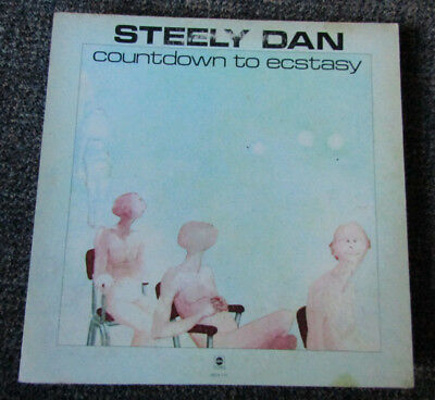 FREE 2for1 OFFER-Steely Dan ‎– Countdown To Ecstasy Label: ABC Records ‎– ABCX-7