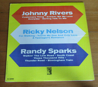 FREE 2for1 OFFER-Johnny Rivers, Ricky Nelson , Randy Sparks – Johnny Rivers,