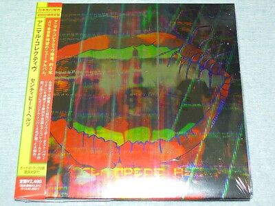 Animal Collective / Centipede Hz / Japan Import / 2 Bonus Tracks